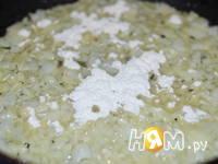 Приготовление лосося под белым соусом: шаг 5
