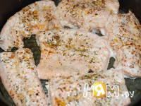 Приготовление лосося под белым соусом: шаг 8