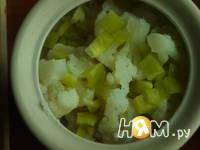 Приготовление цветной капусты в горшочке: шаг 10