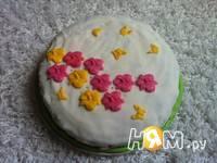 Приготовление торта Колибри: шаг 9
