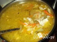 Приготовление супа Калья: шаг 7