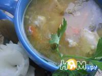 Приготовление супа Калья: шаг 9