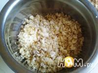 Приготовление орехового пирога: шаг 4