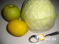 Приготовление салата из свежей капусты: шаг 1