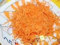 Приготовление творожно-морковных оладий: шаг 1