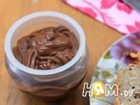 Приготовление шоколадного мусса из авокадо: шаг 4