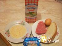 Приготовление пудинга из мяса: шаг 1