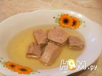 Приготовление пудинга из мяса: шаг 2