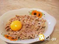 Приготовление пудинга из мяса: шаг 5
