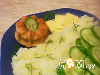 Приготовление пудинга из мяса: шаг 12