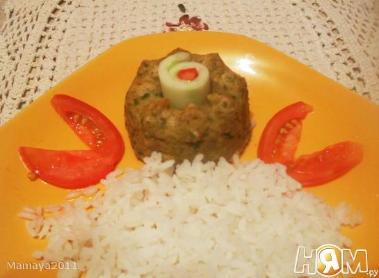 Рецепт Пудинг из печени