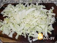 Приготовление салата Беларусь: шаг 5