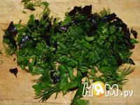 Приготовление говядины, запеченной с овощами: шаг 2