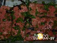 Приготовление говядины, запеченной с овощами: шаг 3