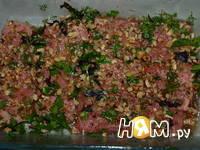 Приготовление говядины, запеченной с овощами: шаг 5