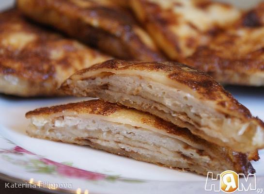 Рецепт Бендерики с куриным фаршем