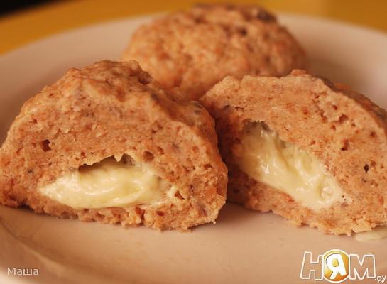 Рецепт Паровые котлеты из лосося с сыром