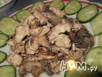 Приготовление салата   Мачу Пикчу : шаг 8