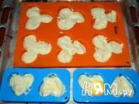 Приготовление ленивых сырников: шаг 5
