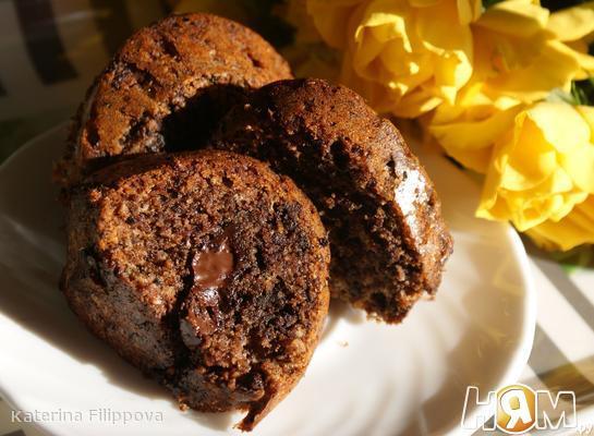 """Шоколадный торт """"Два орешка"""""""