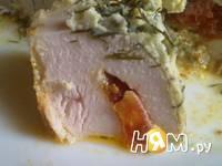 Приготовление куриного филе в ореховом соусе: шаг 15