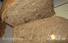 Пшеничный хлеб с солодом