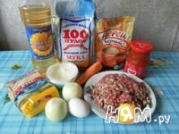 Приготовление мясных тефтелей в соусе: шаг 1