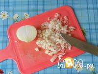 Приготовление мясных тефтелей в соусе: шаг 4