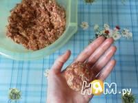 Приготовление мясных тефтелей в соусе: шаг 15