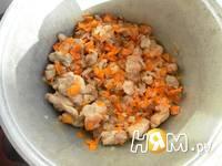 Приготовление плова с курицей: шаг 10