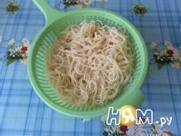 Приготовление спагетти с фаршем и овощами: шаг 19