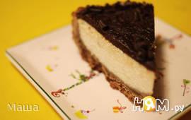 Торт «Творожное наслаждение»