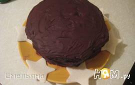 """Шоколадный торт """"Вечер с любимым"""""""