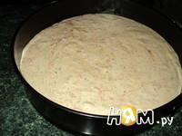 Приготовление морковно-орехового пирожного с кремом: шаг 7