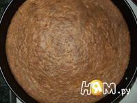 Приготовление морковно-орехового пирожного с кремом: шаг 8