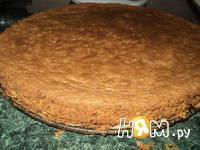 Приготовление морковно-орехового пирожного с кремом: шаг 9