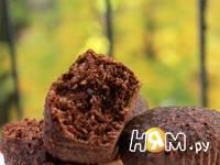 Приготовление шоколадных овсяных кексов на пару: шаг 6