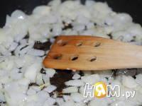 Приготовление тефтелей из семги  в томатном сойсе: шаг 6