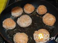 Приготовление тефтелей из семги  в томатном сойсе: шаг 9