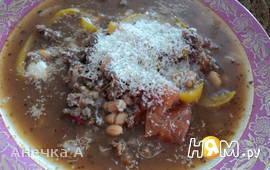Мексиканский суп-чили