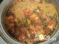 Приготовление мексиканского супа-чили: шаг 5