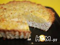 Приготовление мясного лукошка с вермишелью и сыром: шаг 13