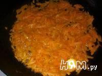Приготовление салата с куриной печенью: шаг 3