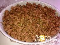 Приготовление салата с куриной печенью: шаг 16