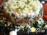 Приготовление салата с куриной печенью: шаг 19
