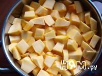 Приготовление замороженной тыквы: шаг 3