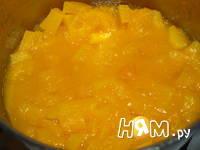 Приготовление замороженной тыквы: шаг 4