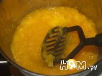 Приготовление замороженной тыквы: шаг 6