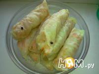 Приготовление голубцов с морковкой по-корейски: шаг 10