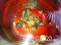 Приготовление помидоров маринованных на закуску: шаг 9